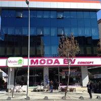 Photo taken at Modaev Concept by Sedat Ö. on 12/5/2013
