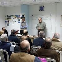 Photo taken at Σύλλογος Ραδιοερασιτεχνών Ν.Σερρών by Γιώργος Σ. on 2/2/2014