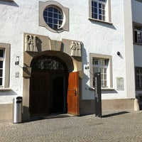 Photo taken at Stiftsbibliothek by Francy on 8/29/2013