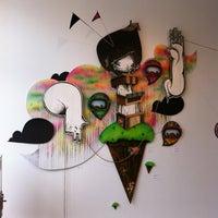 2/12/2013 tarihinde Evan L.ziyaretçi tarafından Galerie F'de çekilen fotoğraf