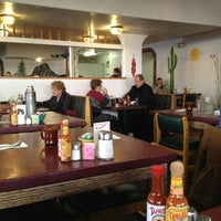 Photo taken at Waffles n more by Simon W. on 12/27/2012