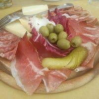 Photo taken at Agriturismo Da Zaine by Sergio A. on 9/1/2013