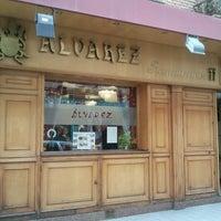 Photo taken at Restaurante Alvarez by Jesús A. on 6/5/2013