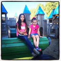 Photo taken at Kitsap Kids Playground by Vivian A. on 9/11/2015