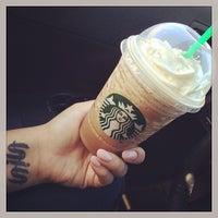 Photo taken at Starbucks by Vivian A. on 4/9/2014