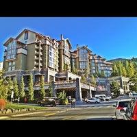 Photo taken at The Westin Resort & Spa, Whistler by Vivian A. on 10/7/2012