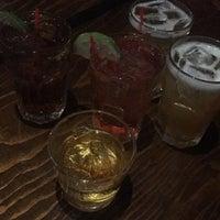 Photo taken at The SKINnY Bar & Lounge by Vivian ✌. on 3/10/2017