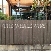 6/14/2013 tarihinde Felice L.ziyaretçi tarafından The Whale Wins'de çekilen fotoğraf