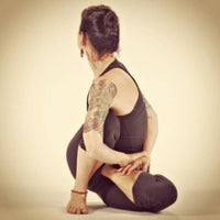 Photo taken at The Body Electric Yoga Company by The Body Electric Yoga Company on 12/17/2013