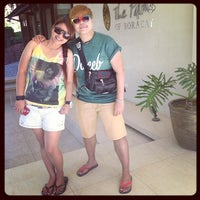 Photo taken at The Palms Of Boracay by rotrot glee s. on 4/10/2013