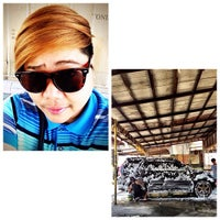 Photo taken at Elegance Auto Car Wash by rotrot glee s. on 4/4/2013