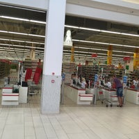 Photo taken at Auchan by Микола Р. on 8/28/2016