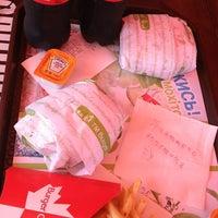 Photo taken at Burger Club by Анжелика В. on 8/14/2013