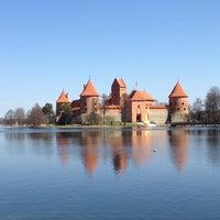 Снимок сделан в Тракайский замок пользователем Dmitry D. 5/2/2013