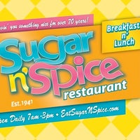 Photo taken at Sugar N' Spice by Sugar N' Spice on 7/22/2013