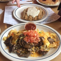 Photo taken at IHOP by Aybey B. on 4/22/2017