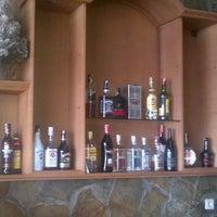 Photo taken at Alkoçlar Zone Lobby Bar by Ayhan O. on 12/27/2013