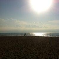 Photo taken at sea by Ekaterina A. on 6/27/2013