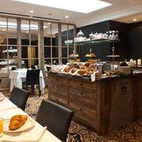 Photo taken at Prinsenhof Hotel by Charlotte L. on 3/8/2013