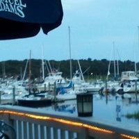 Photo taken at Brax Landing Restaurant by Kris G. on 8/17/2013