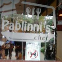 Снимок сделан в Pablinni's Chef пользователем Johnny L. 7/4/2013