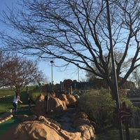 Photo taken at Lost Mountain Adventure Golf by ebbhead1991 on 4/16/2016