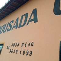 Photo taken at Pousada Cabugi by Mateus L. on 8/9/2013