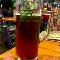Photo taken at Quaker Steak & Lube Pohatcong by Steve on 11/29/2017