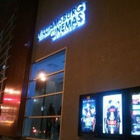 Photo taken at Williamsburg Cinemas by mjs on 12/27/2012
