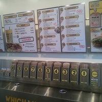 1/13/2013にmjsがWhich Wich? Superior Sandwichesで撮った写真