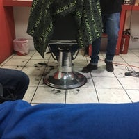 Photo taken at Raul's barbershop by Luis Gönzalez on 1/23/2017