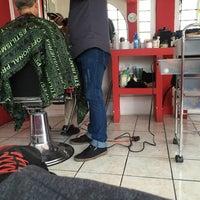 Photo taken at Raul's barbershop by Luis Gönzalez on 7/25/2016