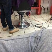 Photo taken at Raul's barbershop by Luis Gönzalez on 12/10/2016