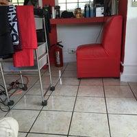 Photo taken at Raul's barbershop by Luis Gönzalez on 8/9/2016