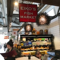 Photo taken at Eiko's Fish Market by 5 Years From Now® on 10/17/2016