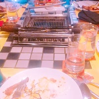Photo taken at Absolute Barbecues (ABs) by kotagiri c. on 1/5/2018