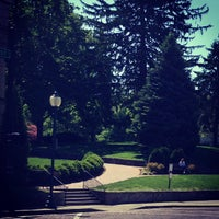 Photo taken at Ohio University by Preston M. on 5/15/2013