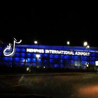 Photo taken at Memphis International Airport (MEM) by Preston M. on 8/19/2013