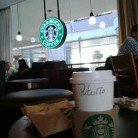 Photo taken at Starbucks by lucia m. on 4/15/2013