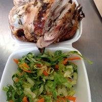 Photo taken at C & J Jamaican Restaurant by Bklyn B. on 10/23/2013
