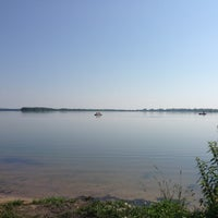 Photo taken at оз. Лазерное by Олег Б. on 6/29/2013
