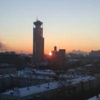"Photo taken at ОАО ""МКБ ""Компас"" by Sasha on 1/21/2014"