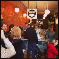 Photo taken at Boxcar Coffee Roasters by Joel S. on 5/3/2013