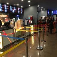 Photo taken at Kourosh Cineplex by Mehrdad R. on 11/20/2015