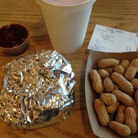 Photo taken at Five Guys by DeFekt on 8/29/2014
