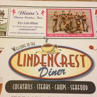 Photo taken at Lindencrest Diner by Cara T. on 8/6/2013