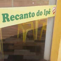 Photo taken at Restaurante Recanto dos Ipês by Thiago M. on 9/9/2013