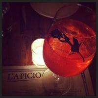 Photo taken at L'Apicio by ThisGirlCanEat on 1/26/2013