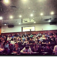 Photo taken at UniCEUB - Centro Universitário de Brasília by Danilo A. on 6/5/2013