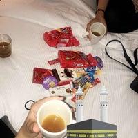 Photo taken at Hilton Suites Makkah by Nada Y. on 10/12/2017